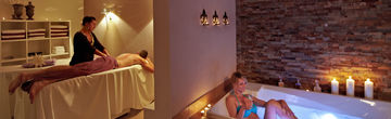 "Wellness im ""Sea SPA"""